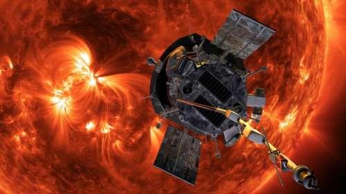 La sonde spatiale Parker bat un nouveau record de vitesse : 532 000 km/h