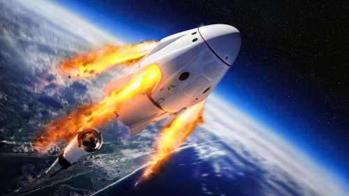Elon Musk et SpaceX vont lancer une mission lunaire payée en Dogecoin