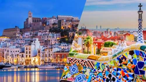 10 villes époustouflantes qui vous donneront envie de visiter l'Espagne