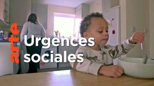 Urgences sociales et pauvreté infantile sont au cœur de ce documentaire signé Arte