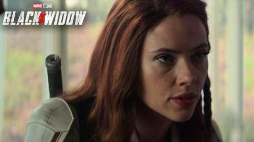 Black Widow affronte Taskmaster dans un nouveau trailer explosif