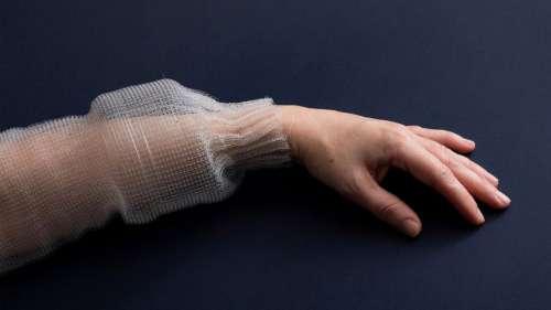 La première fibre textile numérique du MIT peut collecter, stocker et traiter des données