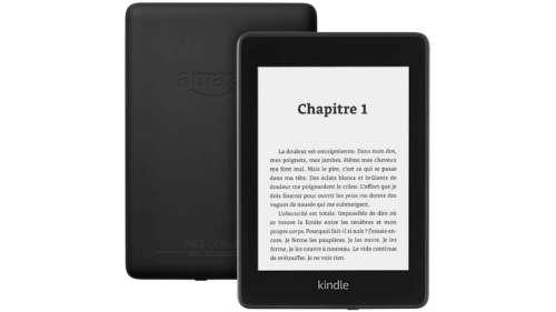 Offre Prime Day : 40 € de réduction sur cette liseuse Kindle Paperwhite résistante à l'eau