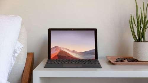 BON PLAN : 330 € de réduction sur l'ordinateur Microsoft Surface Pro 7