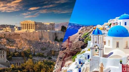 10 villes époustouflantes qui vous donneront envie de visiter la Grèce