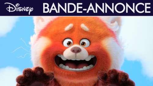 Pixar dévoile la bande-annonce hilarante d'Alerte Rouge son prochain film