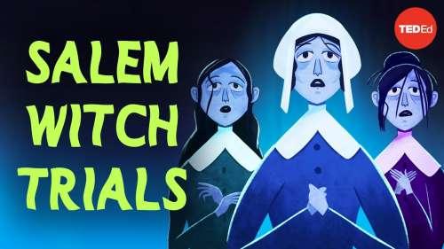 Découvrez les origines des procès de Salem dans cette courte vidéo animée captivante