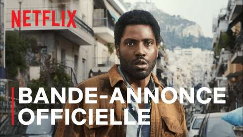 Netflix dévoile la bande-annonce haletante de Beckett avec John David Washington, la star de Tenet