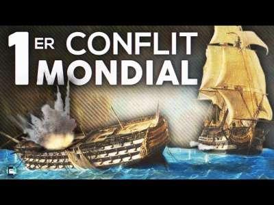 Découvrez l'histoire de la guerre de Sept Ans, la véritable première guerre mondiale