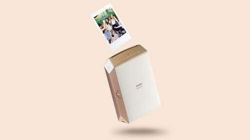 Cette imprimante permet de réaliser de superbes impressions directement à partir de votre téléphone
