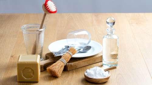 7 conseils pour faire sa vaisselle au naturel et zéro déchet