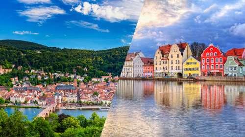 10 villes époustouflantes qui vous donneront envie de visiter l'Allemagne