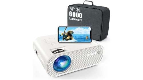 Transformez votre salon en salle de cinéma grâce à ce vidéoprojecteur Full HD