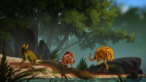 Ces étranges créatures préhistoriques sont apparues dans la foulée des dinosaures