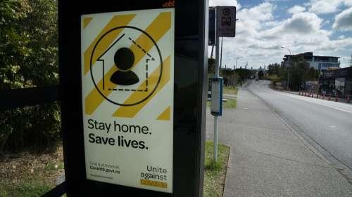 La Nouvelle-Zélande reconfinée après un cas unique de Covid-19 en 6 mois