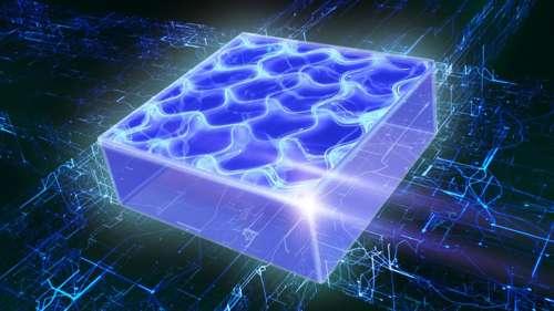 Des scientifiques créent un état « supersolide » de la matière dans une nouvelle dimension