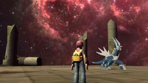 Face à l'attente encore trop longue, un fan crée son propre jeu Pokémon Legends : Arceus