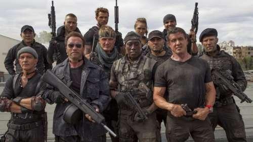C'est officiel : Sylvester Stallone et ses gros bras seront de retour dans Expendables 4