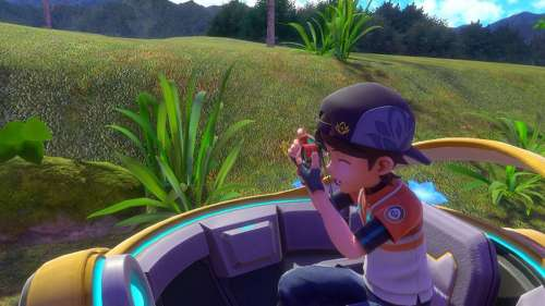 New Pokémon Snap : un fan recrée l'appareil photo du jeu pour une expérience plus immersive
