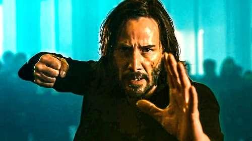 Les premières images de Matrix 4 dévoilées !