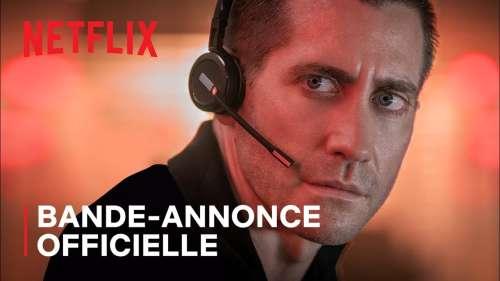 La tension monte d'un cran dans la bande-annonce de The Guilty avec Jake Gyllenhaal
