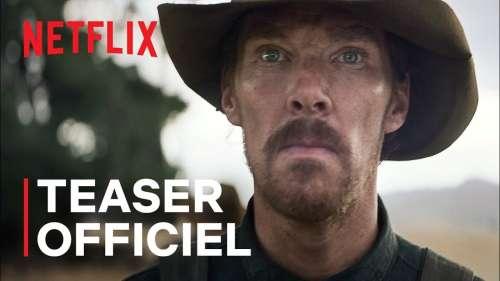 Netflix dévoile le teaser angoissant de The Power of the Dog avec Benedict Cumberbatch