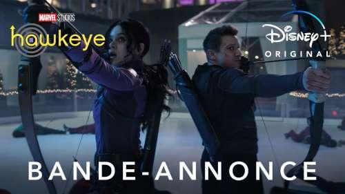 Disney+ dévoile la bande-annonce explosive de Hawkeye, sa nouvelle série Marvel