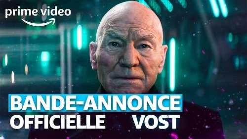 Direction le XXIe siècle pour l'équipage de Star Trek : Picard dans la bande-annonce