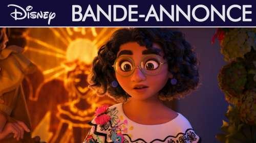 Encanto, la fantastique famille Madrigal s'offre une nouvelle bande-annonce magique
