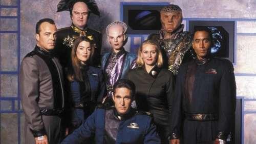 Babylon 5, la série de science-fiction, s'offre un reboot