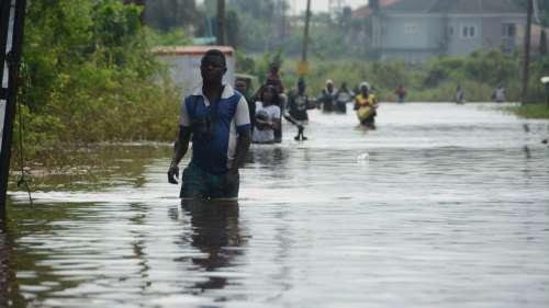 Le changement climatique pourrait provoquer le déplacement de 216 millions de personnes d'ici 2050