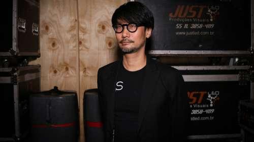 Hideo Kojima veut faire un jeu qui change en temps réel