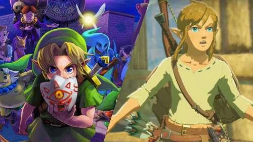 10 jeux de la saga The Legend of Zelda qui ont marqué les fans à jamais