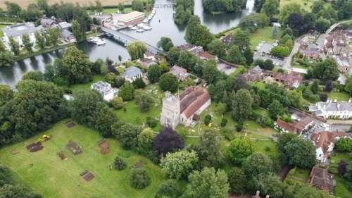 Découverte en Angleterre d'un monastère perdu dirigé par une reine du haut Moyen Âge