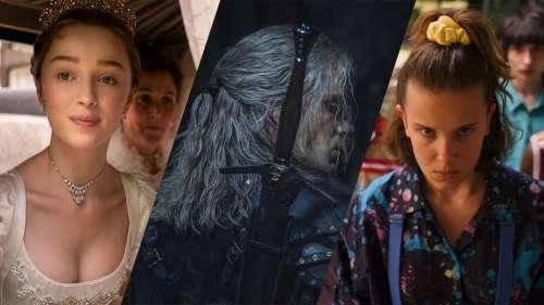 Netflix dévoile le classement de ses films et séries les plus populaires
