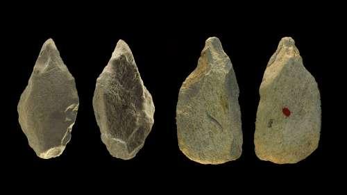Ces outils vieux de 400 000 ans remettent en question notre compréhension des premiers humains