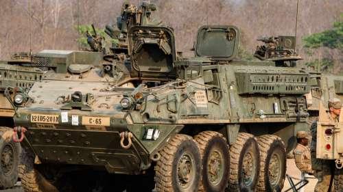 L'armée américaine teste actuellement sa première arme laser à haute énergie