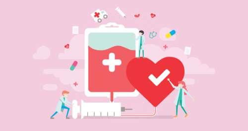 Don du sang en 2018 : 5 chiffres à retenir