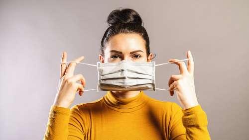 Masques : préserver sa peau