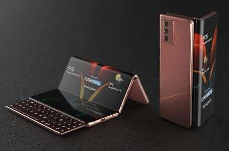 Galaxy Z Fold 3 : les écrans du futur smartphone pliable Samsung se précisent