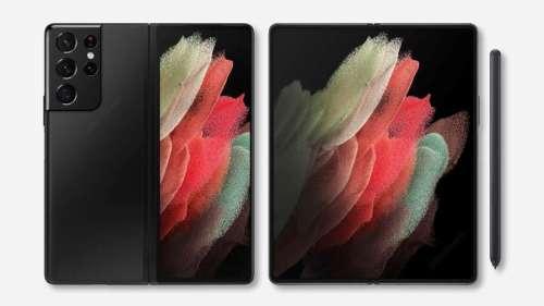 Samsung Galaxy Z Fold 3 : la caméra sous l'écran se confirme