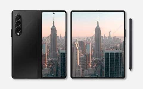 Galaxy Z Flip 3 et Z Fold 3: voici le design des prochains smartphones pliables de Samsung