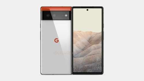 Pixel 6 : Google introduirait un capteur photo stabilisé par gimbal