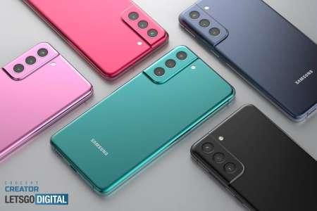 Galaxy S21 FE : le smartphone est repoussé au quatrième trimestre 2021