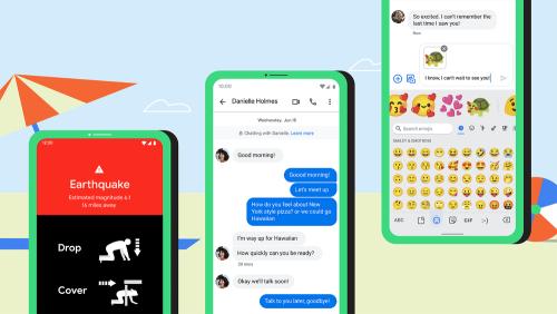 Google ajout six nouvelles fonctionnalités sur les smartphones Android