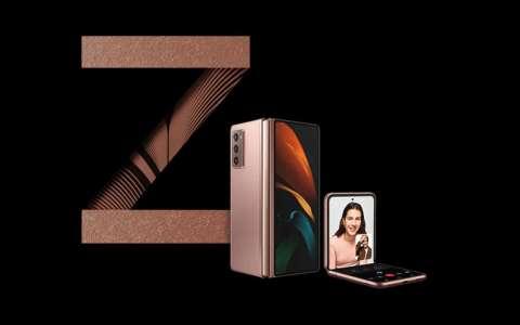 Galaxy Z Fold 3 et Z Flip 3 : les premiers smartphones pliables résistants à l'eau