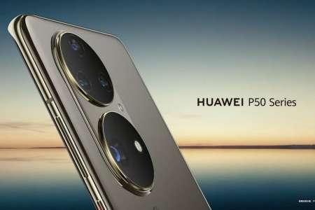 Huawei P50, P50 Pro et P50 Pro : voici l'appareil photo de chaque modèle