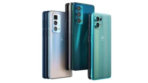 Motorola Edge 20 : trois nouveaux smartphones pour concurrencer Xiaomi