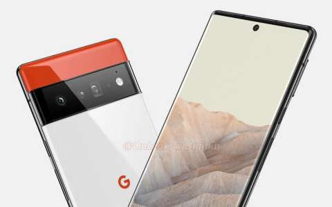 Pixel 6 et 6 Pro : la partie photo continue de se préciser