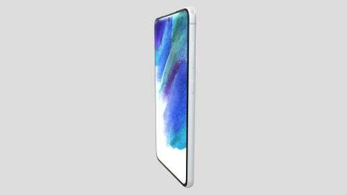 Samsung Galaxy S21 FE : un rendu interactif pour voir le smartphone sous tous les angles